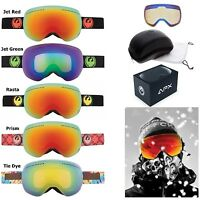 NEW Dragon APX Mirror Frameless Mens Ski Snowboard Snow Goggles + Lens Msrp$200