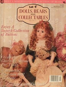 Australian Dolls Bears & Collectables - Vol 1 No 5