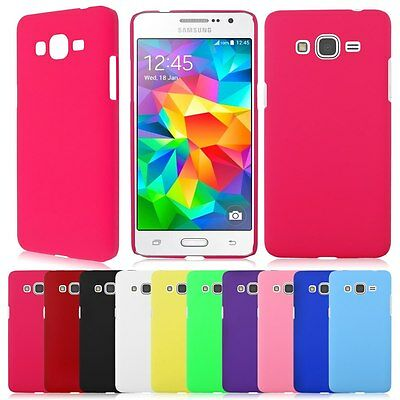 Hard Plastic Snap-on Back Cover Case For Samsung Galaxy Grand Prime G530H G5308W