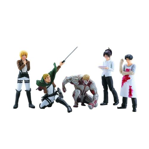 Attack on Titan Figure Collection Vol 2 Japan Edition