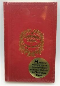 A Christmas Carol by Charles Dickens HARDCOVER - NEW   eBay