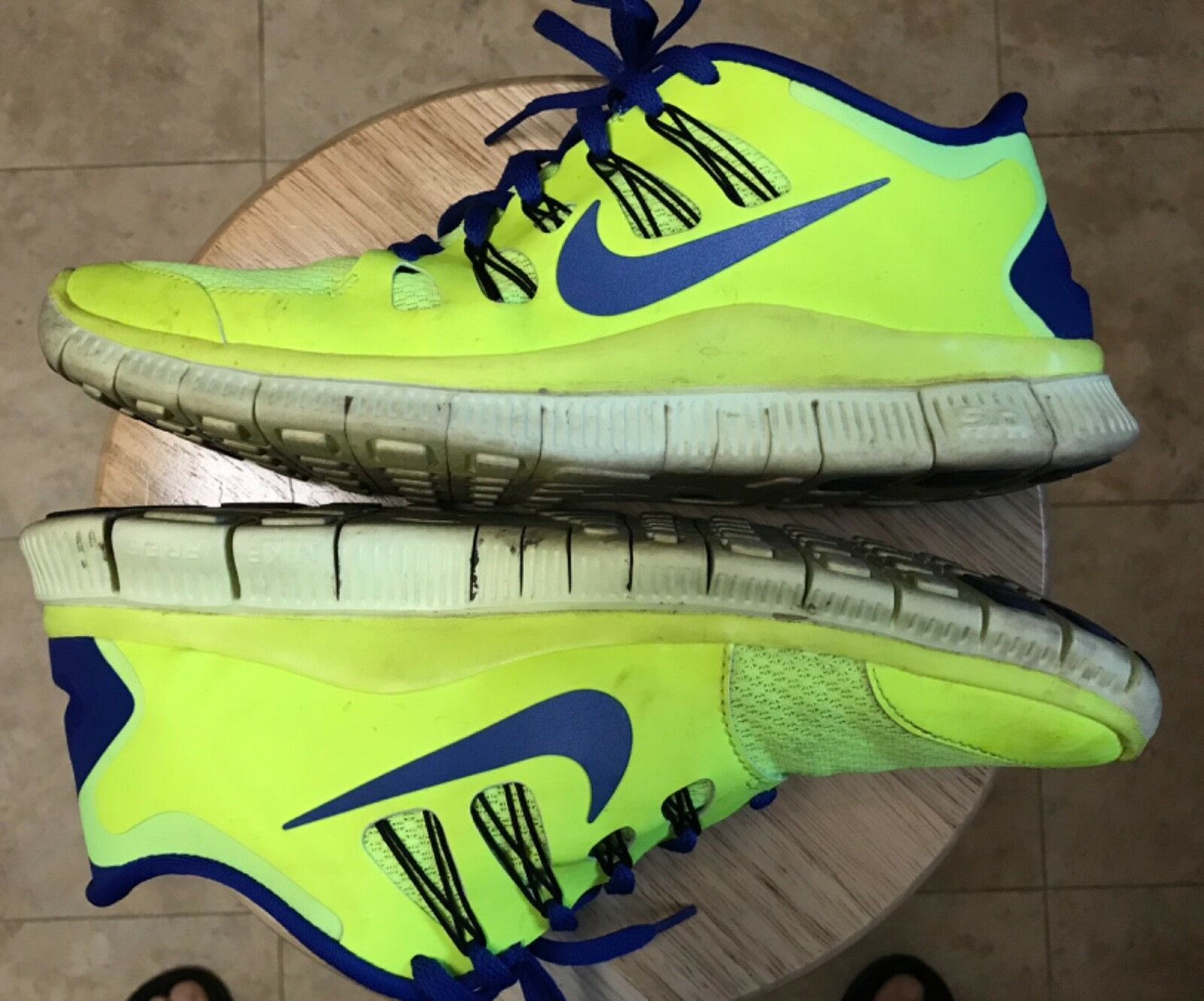 Gentleman/Lady Nike Free quality men's 10, pre-owned Guarantee quality Free and quantity a variety of German Outlets 581547