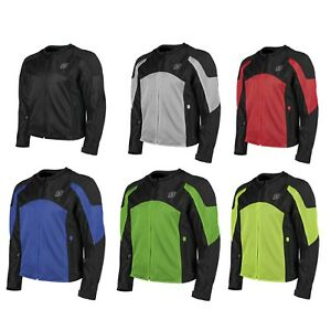 Large Black Speed /& Strength Midnight Express Mesh Jacket