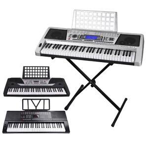 61-Key-Electric-Keyboard-Digital-Piano-Instrument-Kids-Talent-Practise-Xmas-Gift