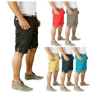 XYLONTUM-by-Surplus-Raw-Vintage-Herren-Premium-Chino-Shorts-kurze-Hose