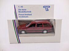 Schabak VW Volkswagen1016 Passat Variant Red 1/43 New in Box Germany