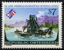 Austria 1992 SG#2297 Dredger Rhine MNH #D64217