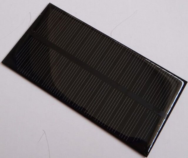 Mini 6V 1W Solar Panel Module DIY For Light Battery Cell Phone Toys Chargers