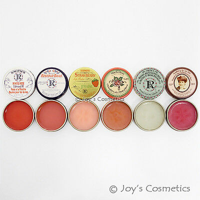 "3 ROSEBUD Lip Balm Salve Tin (0.8 oz)  ""Pick Your 3 Scent ""   *Joy's cosmetics*"