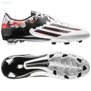hot sale online 7829b 3bd85 Image is loading Men-039-s-Adidas-Messi-10-3-FG-