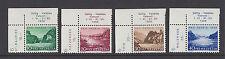 1956 Switzerland UM/M Pro Patria stamp with tabs (SG 572/5)