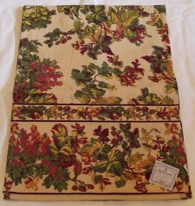 Image Is Loading April Cornell Table Runner Reverie Collection Nwt 100