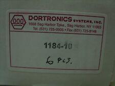 Dortronics Lock 1180 Series Maglock Accessories Filler Plate Kit 1184 10 New