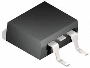25 x ON Semiconductor NTB6413ANT4G N-chan MOSFET Transistor 42A 100V 4-Pin D2PAK