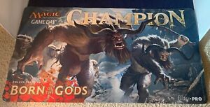 Magic-The-Gathering-Born-of-the-Gods-GameDay-Playmat-MTG-BOTG-Gameday-Champion