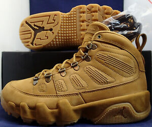 Nike-Air-Jordan-9-IX-Retro-Boot-NRG-Wheat-Baroque-Brown-SZ-9-5-AR4491-700