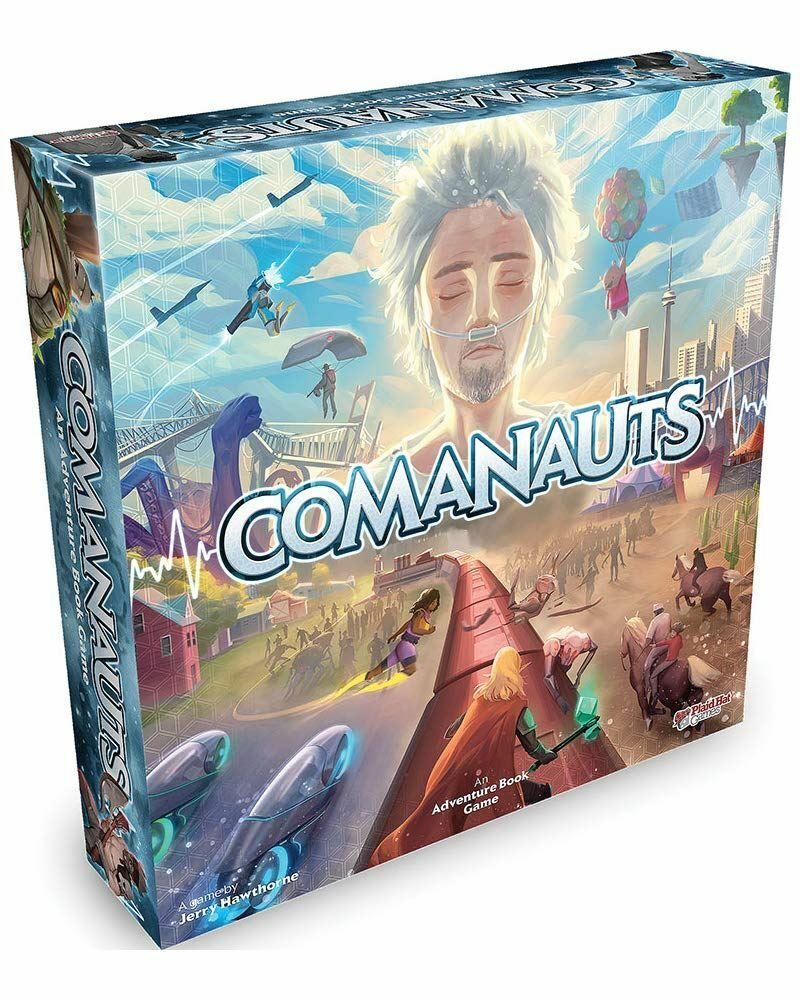 PLAID HAT COMANAUTS AN ADVENTURE BOOK GAME