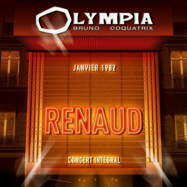 Renaud - Olympia 1982 [2CD]