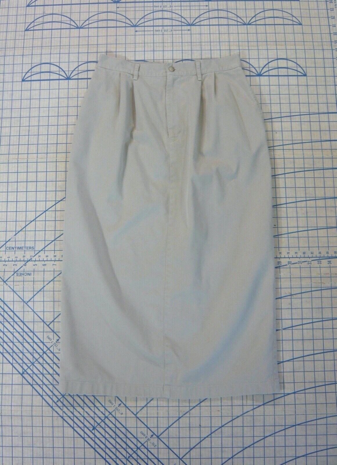 RALPH LAUREN vintage 70s 80s cotton khaki TROUSER… - image 9