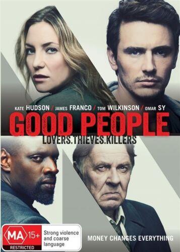 1 of 1 - Good People (DVD, 2015)