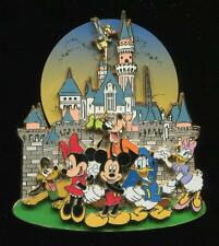 Featured Artist Mickey Mouse & Gang Magic in the Sky Jumbo LE Disney Pin 37400