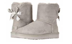a03fd63f503 Details about UGG Australia Mini Bailey Bow II Seal Boot Women's Sizes 5-11  NEW