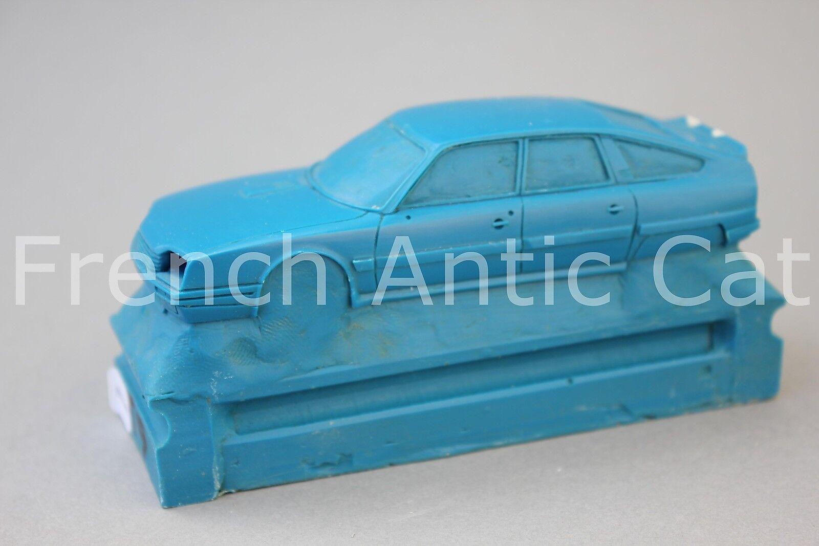 Rare matrice moule résine CITROEN CX CX CX GTI voiture 1 43 Heco modeles véhicule MB ac8e19