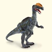 Dilophosaurus 88137 Realistic Dinosaur Replica Free Ship/usa W/$25+collecta