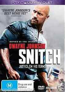 SNITCH-NEW-DVD