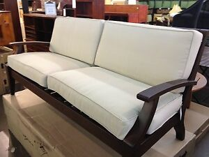 Pottery Barn Chesapeake Hampstead Outdoor Sofa Chair