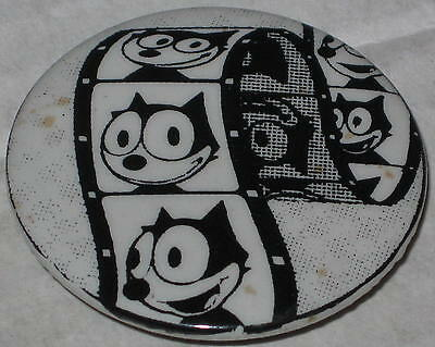 "Approx 1.75/"" Felix the Cat Film Strip Pin Has Spots"