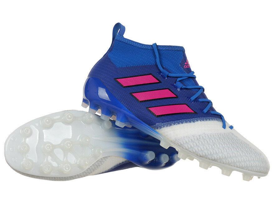 Para Hombre Adidas ACE 17.1 Primeknit AG botas Zapatos de fútbol de tierra artificial
