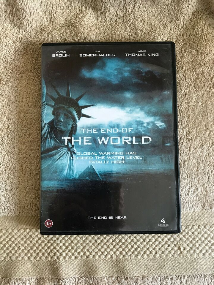 the end of the world , DVD, action