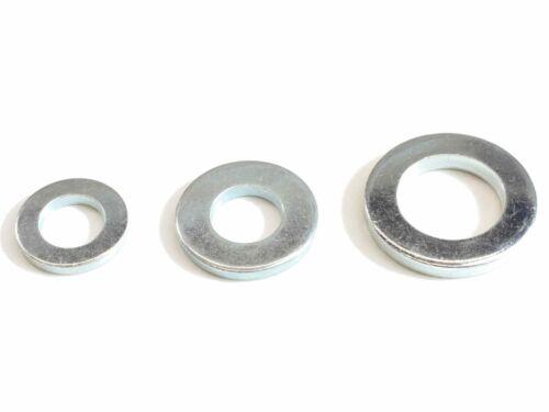 M8 DIN1440 Unterlegscheiben verzinkte Scheiben Bolzen Stahl ISO8738 M 8 20-500St