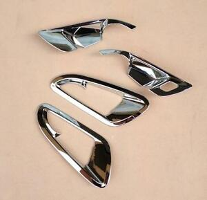 Fit for 2016 2017 chevrolet cruze chrome interior door handle bowl image is loading fit for 2016 2017 chevrolet cruze chrome interior planetlyrics Images