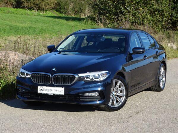 BMW 530i 2,0 aut. - billede 1