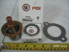 International DT466 & DT360 Thermostat Kit P/N 481830 Ref# 1801191C91 1662641C91
