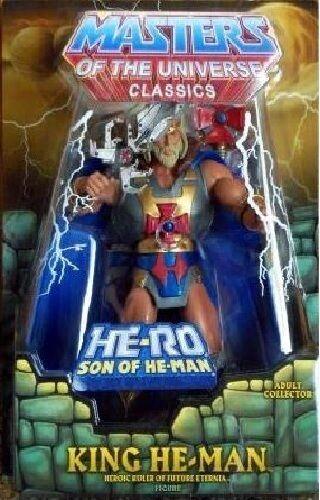 King He Man 2013 MOC MOTU Exclusive Masters of the Universe Classics He-Man NEU