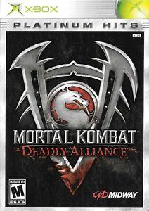 Xbox-Game-Platinum-Hits-Mortal-Kombat-Deadly-Alliance