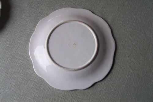 s.Beschreibg. 1 Servierteller Teller flach Neu Keramik Ø ca.30cm