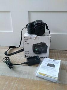 Panasonic Lumix FZ82 Kamera 4K 18.1 MP MOS 60 x zoom Bridgekamera fz 82