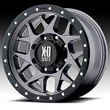 KMC XD Bully 127 Center Hub Cover WAXDPL170CPS-SB this fits 8 LUG Only