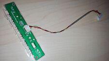 ACER h226hql LCD monitor PC 715g5673-k02-000-004l Button Control Board Bottoni