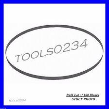 "Milwaukee 48-39-0532 44-7/8"" 24 TPI Cut Band Saw Blade Lot of 100 Blades"