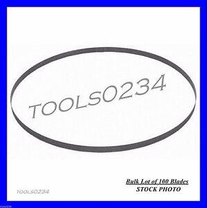 "Milwaukee 48-39-0532 44-7//8/"" 24 TPI Band Saw Blade Lot of 10 BULK fits 6232-6"