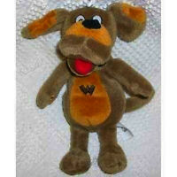 The Wiggles Plush Soft Stuffed 12 Wag The Dog Rag Doll Toy Rare Authentic
