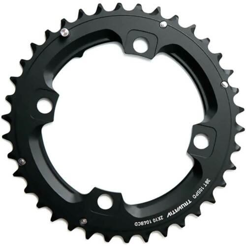 TRUVATIV Kettenblatt MTB LK104 schwarz ca 140g 11.6215.188.440 Fahrrad