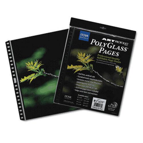 LTD PR1824 POLYGLASS CRYSTAL CLEAR REFILL SHEET 18X24 10 PACK ITOYA OF AMERICA
