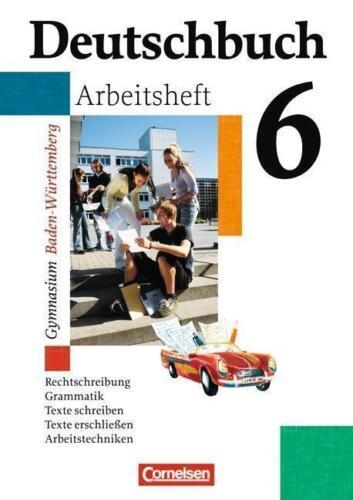 1 von 1 - Deutschbuch Gymnasium - Baden-Württemberg: Band 6: 10. Schuljahr - Arbeitsheft m