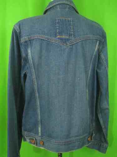 S denim 147652400014 Veste coton jean en foncé marine foncé en m wWFgUHq7A